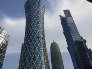gebouwen doha